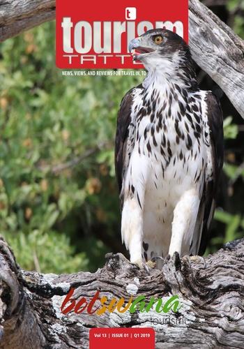 digital magazine Tourism Tattler publishing software