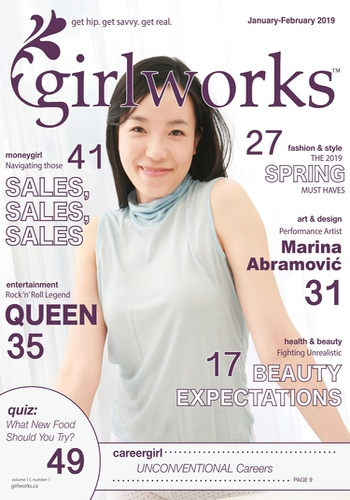 digital magazine girlworks magazine publishing software