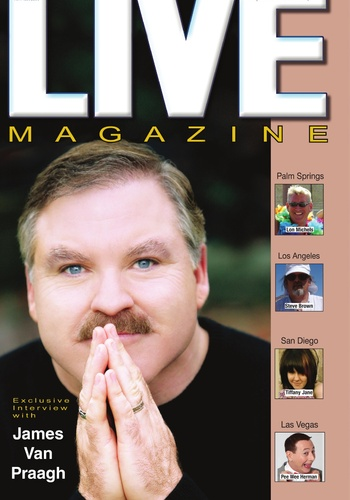 digital magazine LIVE Magazine publishing software