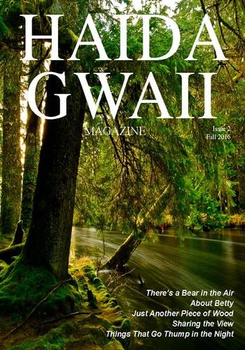 digital magazine Haida Gwaii Magazine publishing software
