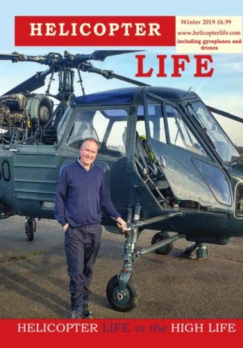 digital magazine Helicopter Life magazine publishing software