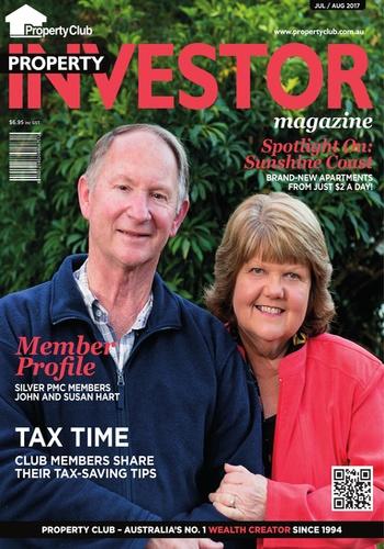 digital magazine Property Club Magazine publishing software