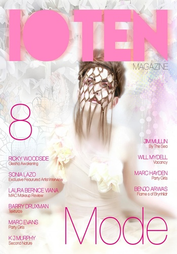 digital magazine 10TEN MAGAZINE publishing software