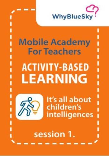 digital magazine Mobile Academy for Teachers publishing software