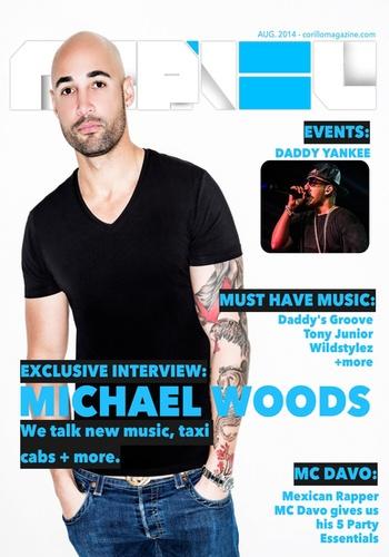 digital magazine Corillo Magazine publishing software