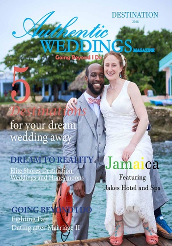 digital magazine Authentic Weddings Magazine publishing software