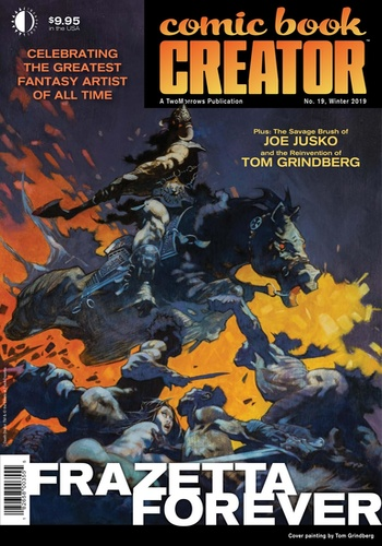 digital magazine Comic Book Creator publishing software