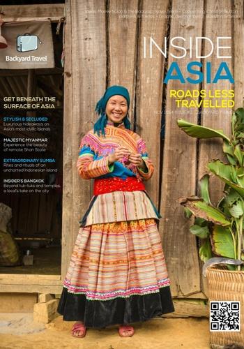 digital magazine Inside Asia publishing software