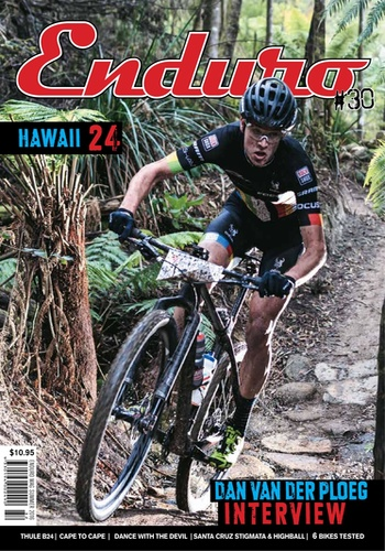 digital magazine Enduro Magazine publishing software