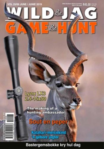 digital magazine Game & Hunt publishing software