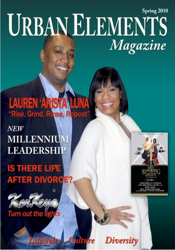 digital magazine Urban Elements Magazine publishing software