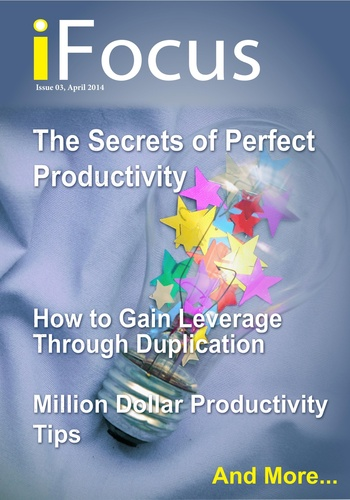 digital magazine iFocus Magazine publishing software