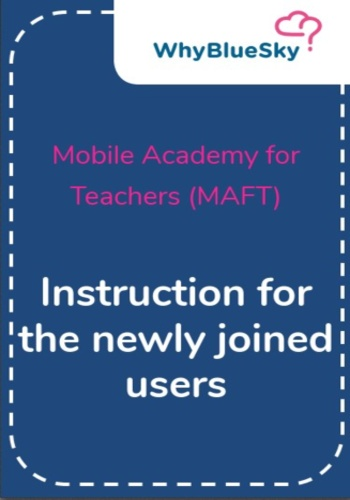 digital magazine Mobile Academy for Teachers publishing software