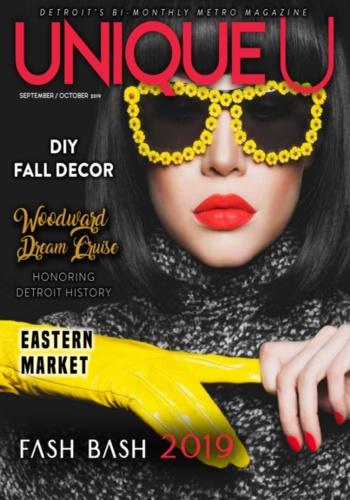digital magazine Unique U Magazine publishing software