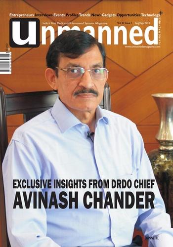 digital magazine UNMANNED publishing software