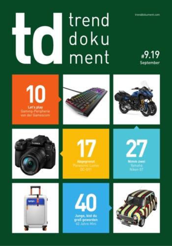 digital magazine trenddokument publishing software