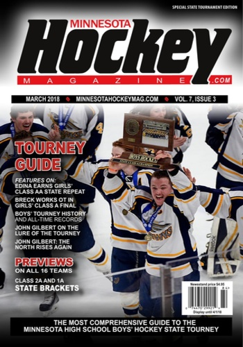 digital magazine Minnesota Hockey Magazine publishing software