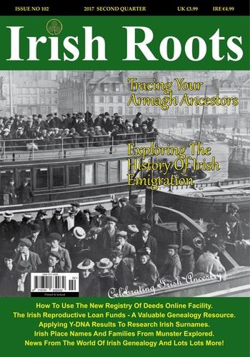 digital magazine Irish Roots Magazine publishing software