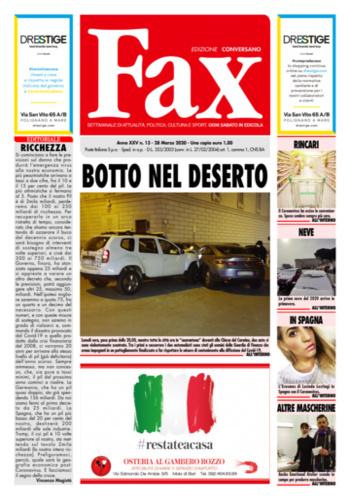 digital magazine Fax Settimanale publishing software