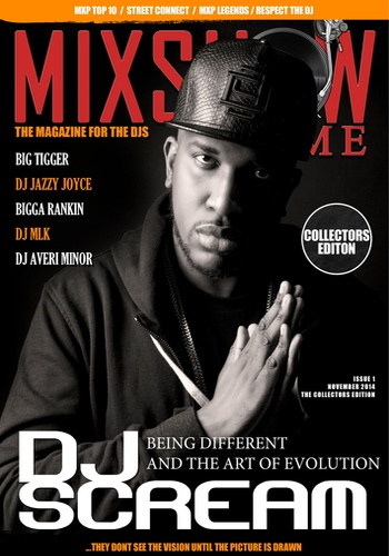 digital magazine Mixshow Prime publishing software