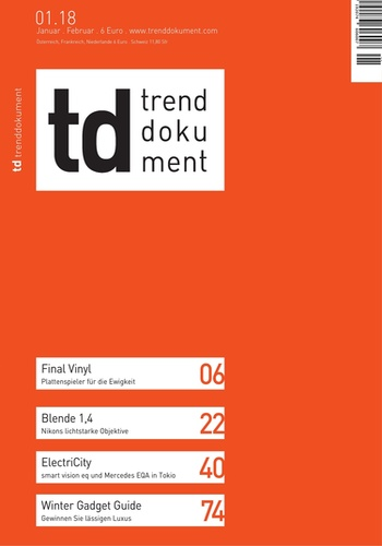 digital magazine trenddokument publishing software