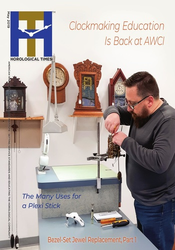 digital magazine Horological Times publishing software