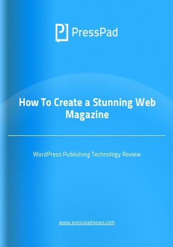digital magazine Digital Publishing Guide publishing software